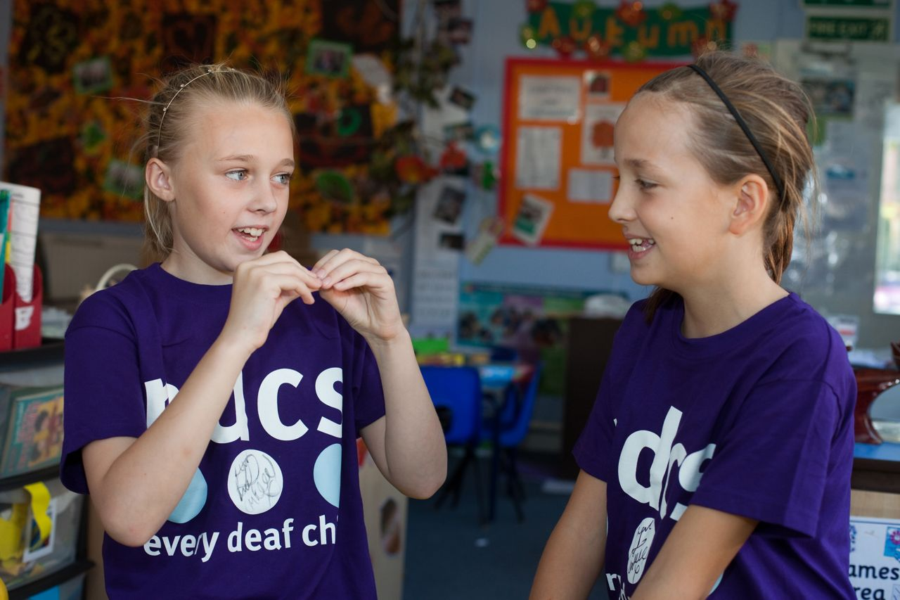 Deaf News Ndcs Says Audiology Services Are Failing Deaf Children In